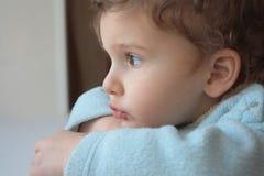 Retrato de un muchacho. Fotos de archivo