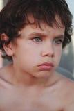 Retrato de un muchacho Foto de archivo