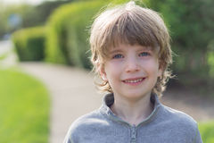 Retrato de un muchacho Imagenes de archivo