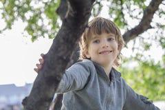 Retrato de un muchacho Fotografía de archivo libre de regalías