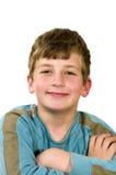 Retrato de un muchacho Imágenes de archivo libres de regalías