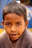 Retrato de un muchacho malgache Foto de archivo