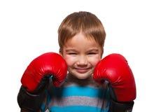 Retrato de un niño Fotografía de archivo libre de regalías