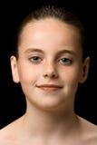 Retrato de un niño Fotografía de archivo