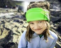 Retrato de un niño Imagen de archivo