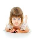 Retrato de un niño hermoso imagenes de archivo