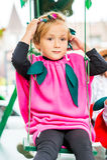 Retrato de un niño pequeño lindo fotografía de archivo libre de regalías