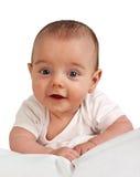 Retrato de un pequeño muchacho Fotografía de archivo libre de regalías