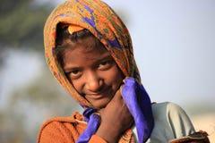 Retrato de un pequeño niño del vagabundo Cabrito sin hogar Fotos de archivo