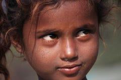 Retrato de un pequeño niño del vagabundo Cabrito sin hogar Imagen de archivo libre de regalías