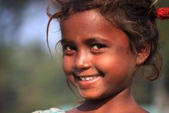 Retrato de un pequeño niño del vagabundo Cabrito sin hogar Foto de archivo libre de regalías