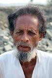 Retrato de un trabajador de día Fotos de archivo