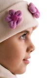 Retrato de una chica joven Fotografía de archivo libre de regalías