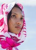 Retrato de una mujer Imagenes de archivo