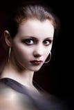 Retrato de una mujer joven 6 Imagenes de archivo