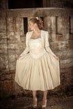 Retrato de una novia joven Imagen de archivo libre de regalías
