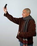Retrato de uno mismo Fotografía de archivo libre de regalías