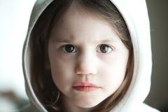 Retrato de uns anos de idade 3 Imagens de Stock Royalty Free