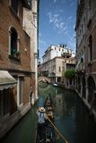 Retrato de Veneza fotografia de stock royalty free