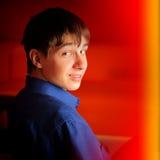 Retrato del adolescente Fotografía de archivo libre de regalías