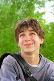 Retrato del adolescente Fotos de archivo