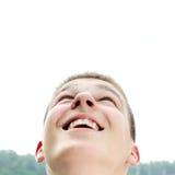 Retrato del adolescente al aire libre Imagen de archivo libre de regalías