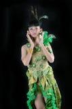 Retrato del adolescente asiático Imagen de archivo libre de regalías