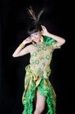 Retrato del adolescente asiático Fotos de archivo libres de regalías