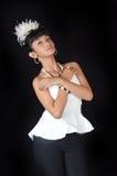 Retrato del adolescente asiático Fotografía de archivo libre de regalías