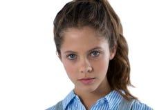 Retrato del adolescente confiado Fotografía de archivo libre de regalías