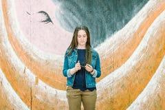Retrato del adolescente hermoso Fotos de archivo libres de regalías