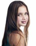 Retrato del adolescente joven. Fotografía de archivo libre de regalías