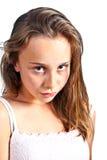 Retrato del adolescente joven Foto de archivo libre de regalías