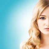 Retrato del adolescente joven y hermoso Imagen de archivo