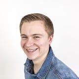 Retrato del adolescente lindo Imágenes de archivo libres de regalías