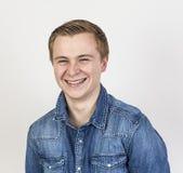 Retrato del adolescente lindo Fotos de archivo libres de regalías