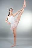 Retrato del ballerin joven imagenes de archivo
