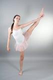 Retrato del ballerin joven Foto de archivo libre de regalías