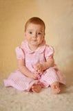 Retrato del bebé Imagenes de archivo