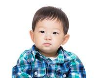 Retrato del bebé de Asia Imagen de archivo libre de regalías