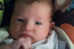 Retrato del bebé lindo Foto de archivo libre de regalías