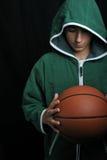 Retrato del deportista Imágenes de archivo libres de regalías