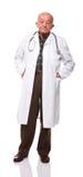 Retrato del doctor Foto de archivo