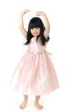 Retrato del gril lindo asiático feliz Fotografía de archivo libre de regalías