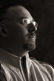 Retrato del hombre Fotos de archivo libres de regalías