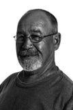 Retrato del hombre de mediana edad Imagen de archivo libre de regalías