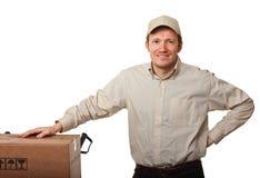 Retrato del hombre de salida imágenes de archivo libres de regalías