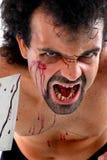 Retrato del horror Foto de archivo libre de regalías
