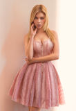 Retrato del modelo hermoso en ropa de la moda Fotografía de archivo libre de regalías