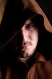 Retrato del monje Fotografía de archivo libre de regalías